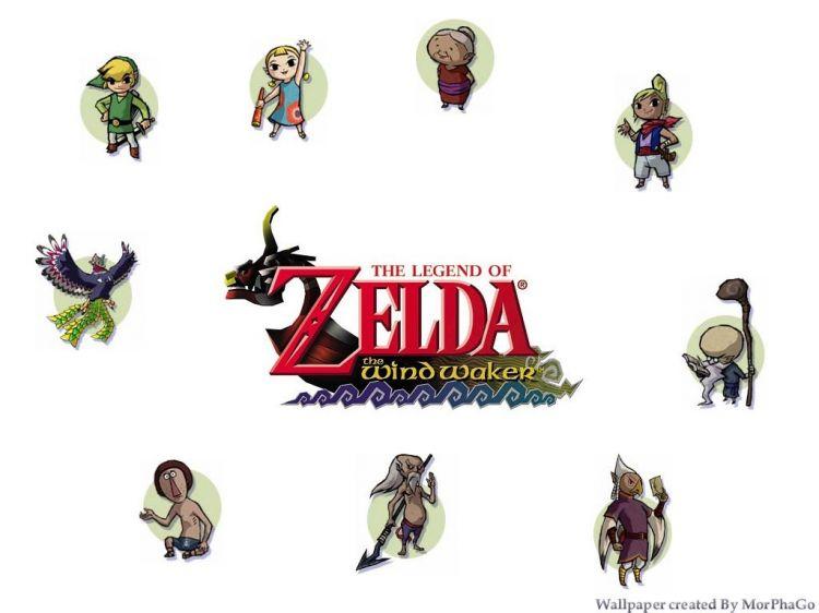 Fonds d'écran Jeux Vidéo Zelda Wallpaper N°36577