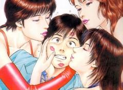 Fonds d'écran Manga Image sans titre N°48967
