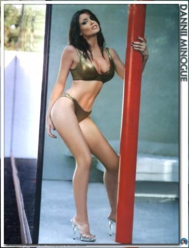 Fonds d'écran Célébrités Femme Dannii Minogue Wallpaper N°60125