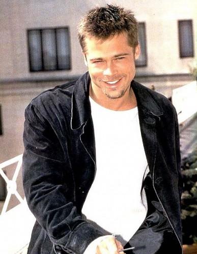 Fonds d'écran Célébrités Homme Brad Pitt Wallpaper N°54193