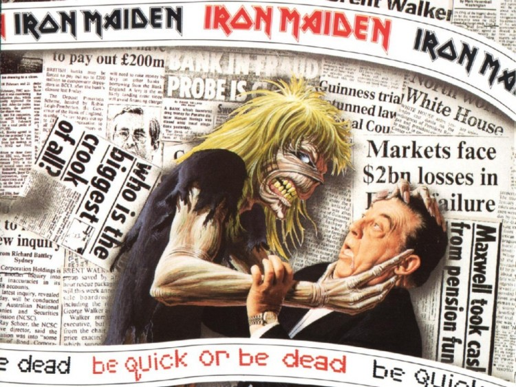 Wallpapers Music Iron Maiden Wallpaper N°53298