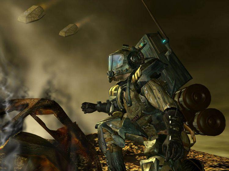 Fonds d'écran Jeux Vidéo Command and Conquer : Soleil de Tiberium Wallpaper N°35061
