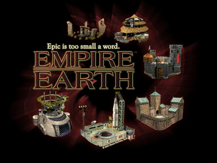 Fonds d'écran Jeux Vidéo Empire Earth Wallpaper N°32017