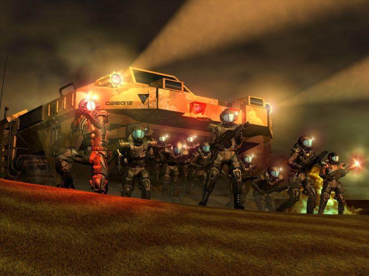 Fonds d'écran Jeux Vidéo Command and Conquer : Soleil de Tiberium Wallpaper N°35050