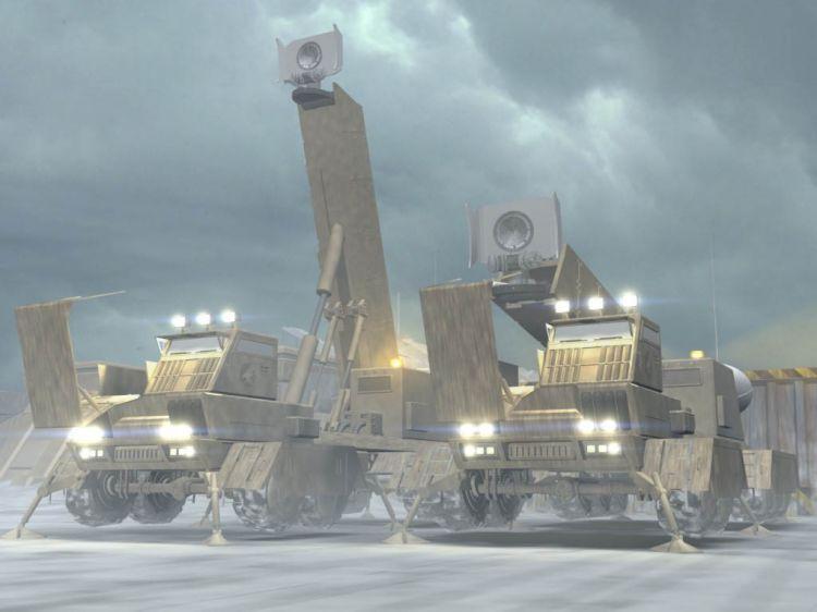 Fonds d'écran Jeux Vidéo Command and Conquer : Soleil de Tiberium Wallpaper N°35045