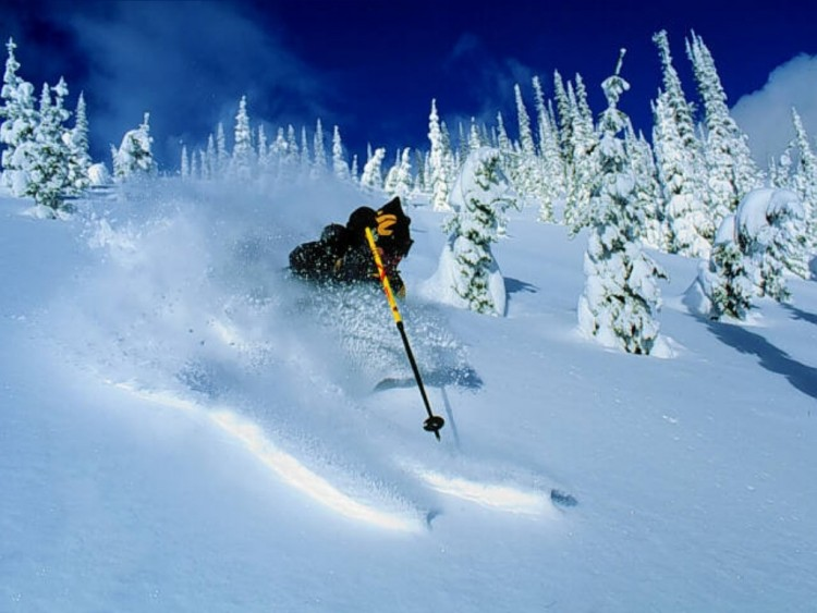 Wallpapers Sports - Leisures Ski Wallpaper N°53918