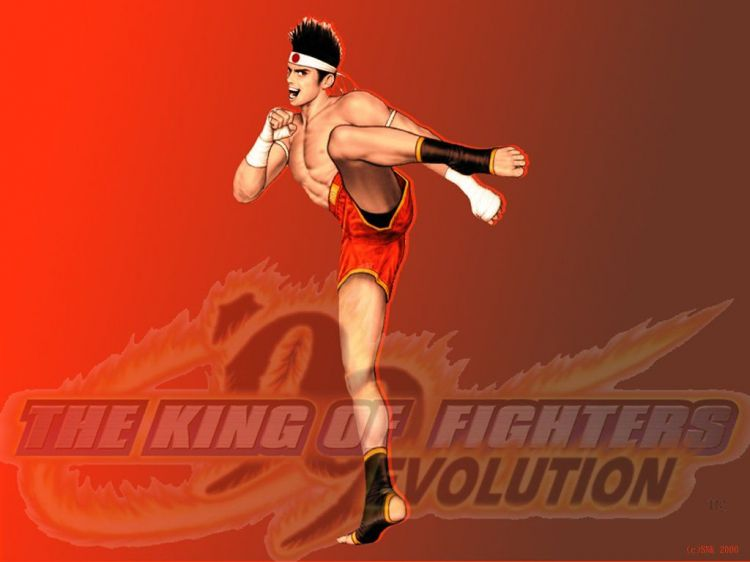Fonds Décran Jeux Vidéo Fonds Décran King Of Fighters Wallpaper