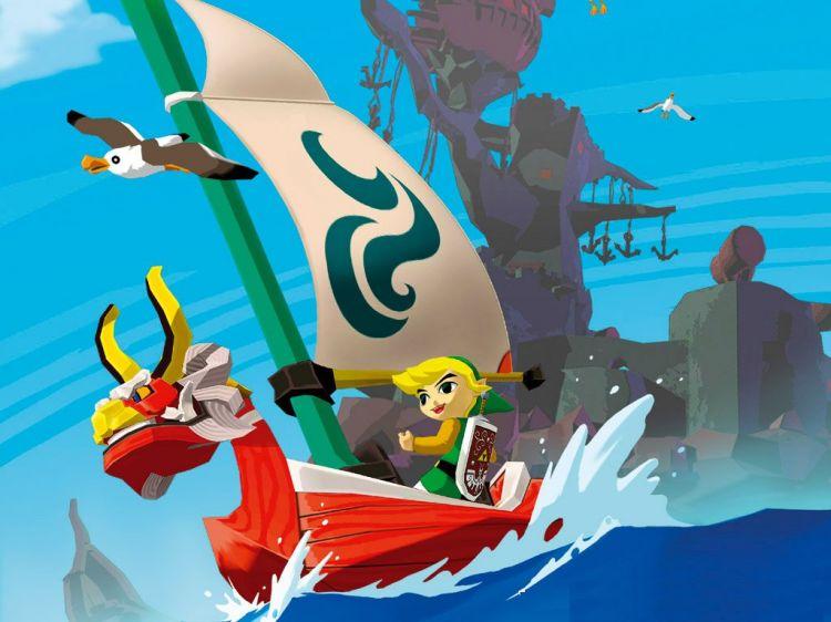 Fonds d'écran Jeux Vidéo Zelda Wallpaper N°36571
