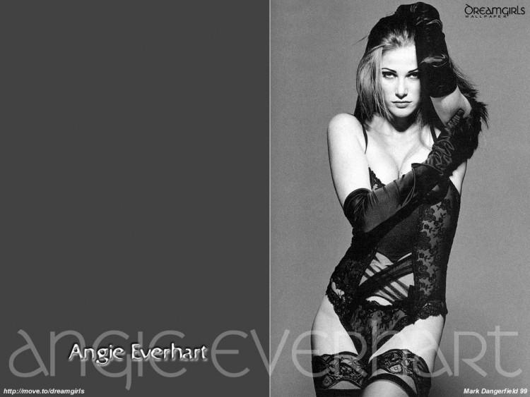 Wallpapers Celebrities Women Angie Everhart Wallpaper N°54849