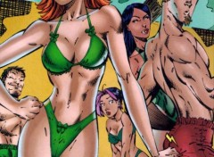 Fonds d'écran Comics et BDs Image sans titre N°47654