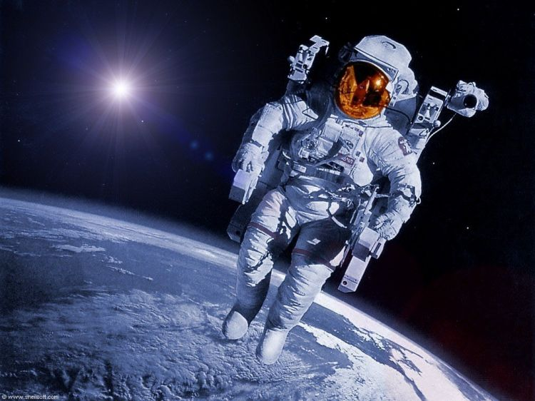 Wallpapers Space Astronauts Wallpaper N°38444