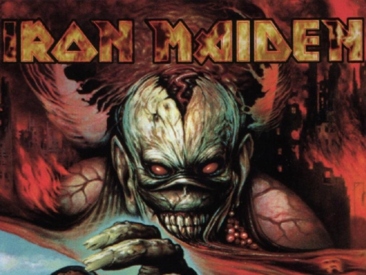 Wallpapers Music Iron Maiden Wallpaper N°53301