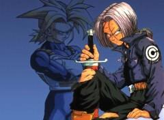 Fonds d'écran Manga Image sans titre N°48929