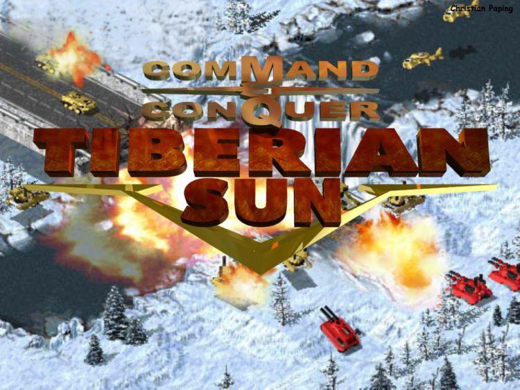 Fonds d'écran Jeux Vidéo Command and Conquer : Soleil de Tiberium Wallpaper N°35065