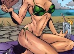 Fonds d'écran Comics et BDs Image sans titre N°47642
