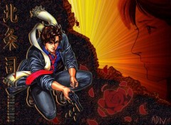 Wallpapers City Hunter Category Wallpaper Manga Hebuscom