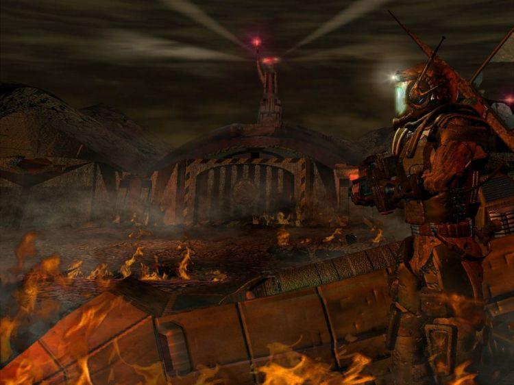 Fonds d'écran Jeux Vidéo Command and Conquer : Soleil de Tiberium Wallpaper N°35048