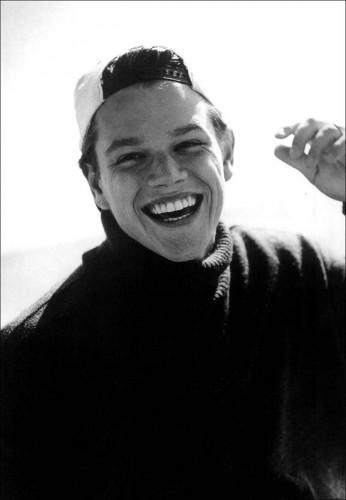 Fonds d'écran Célébrités Homme Matt Damon Wallpaper N°54518