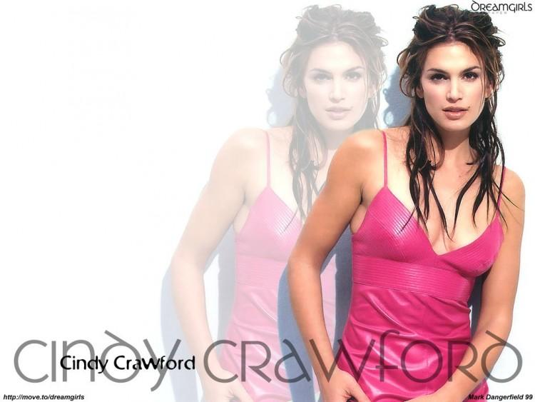 Fonds d'écran Célébrités Femme Cindy Crawford Wallpaper N°55678