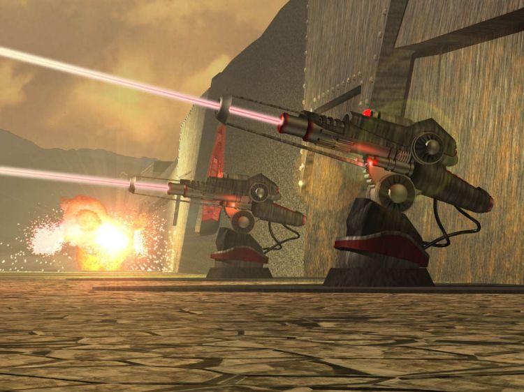 Fonds d'écran Jeux Vidéo Command and Conquer : Soleil de Tiberium Wallpaper N°35053