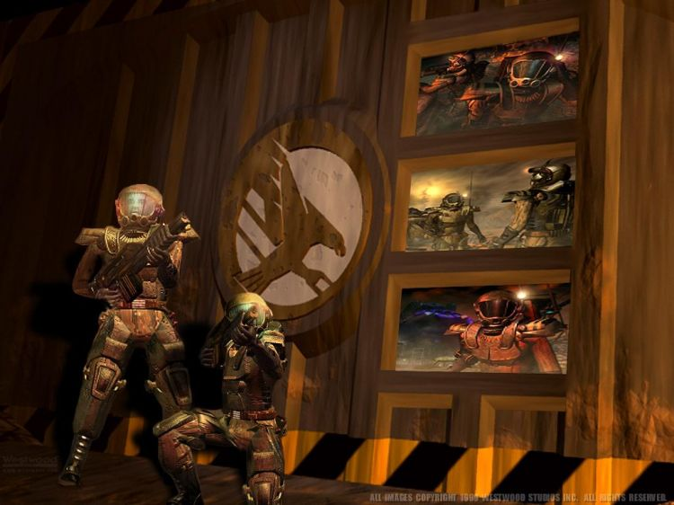Fonds d'écran Jeux Vidéo Command and Conquer : Soleil de Tiberium Wallpaper N°35068