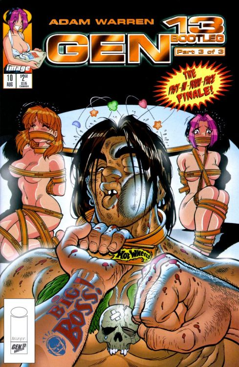 Wallpapers Comics Gen 13 (covers) Wallpaper N°47557