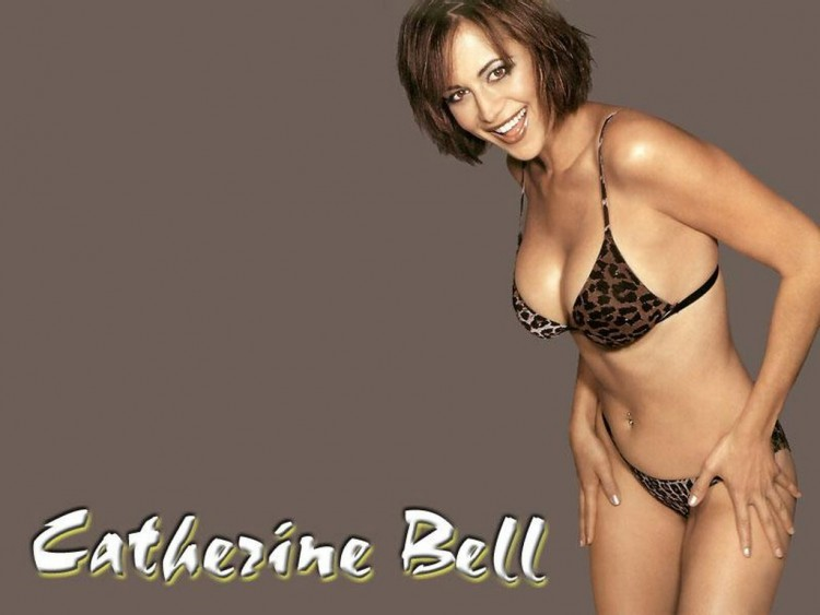 Catherine Bell Oops