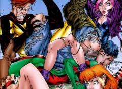 Fonds d'écran Comics et BDs Image sans titre N°47598