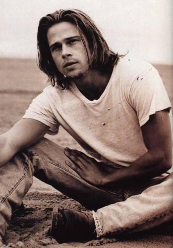 Fonds d'écran Célébrités Homme Brad Pitt Wallpaper N°54174