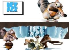 Fonds d'écran Dessins Animés Ice Age