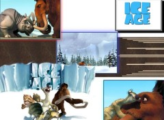 Fonds d'écran Dessins Animés Ice Age4