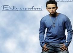 Fonds d'écran Musique BILLY CRAWFORD!!!!!!!