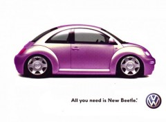 Fonds d'écran Voitures beetles tunnig