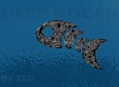 Fonds d'écran Art - Numérique Deep Ocean