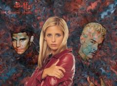 Fonds d'écran Séries TV Buffy