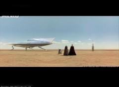 Wallpapers Movies SW Design' - Arrivé sur Tatooin