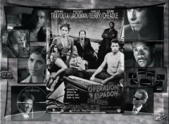 Fonds d'écran Cinéma Operation Swordfish