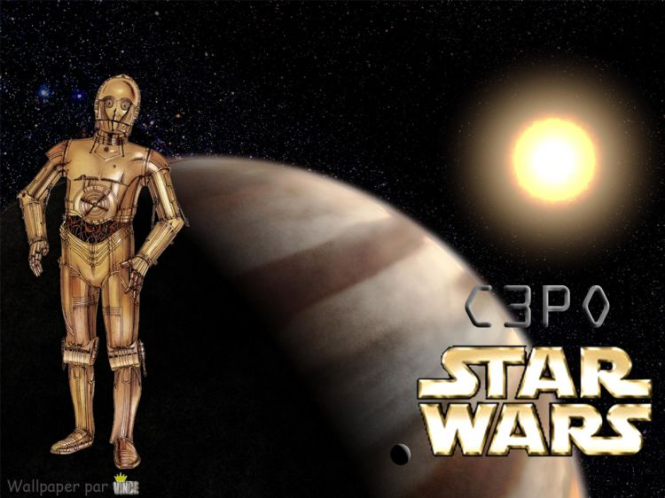 Wallpapers Movies Star Wars Star Wars - C3PO