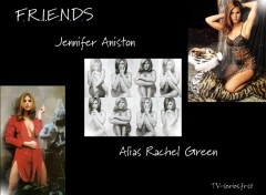 Wallpapers TV Soaps Rachel - Jennifer Aniston