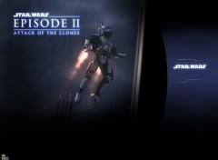 Fonds d'écran Cinéma Star Wars II - Attack of the Clones
