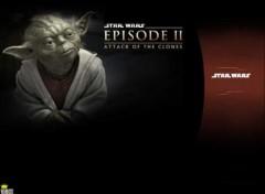 Fonds d'écran Cinéma Star Wars II - Mystery