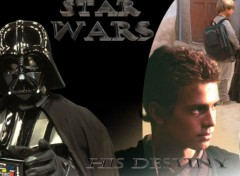 Wallpapers Movies Star Wars II - Le destin