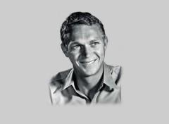 Fonds d'écran Célébrités Homme Steve McQueen