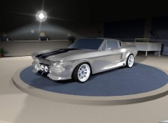 Fonds d'écran Voitures Shelby GT-500 ELEANOR