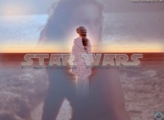Wallpapers Movies )°> Le reve star wars <°(