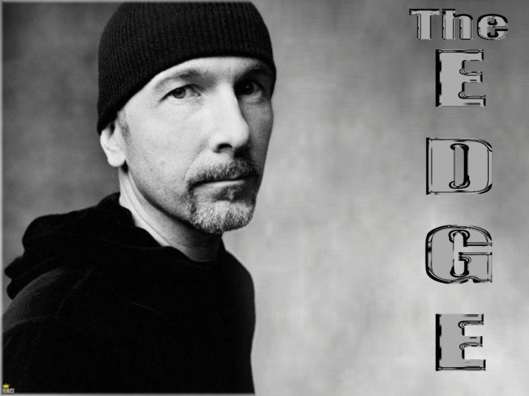 Fonds d'écran Musique U2 The Edge