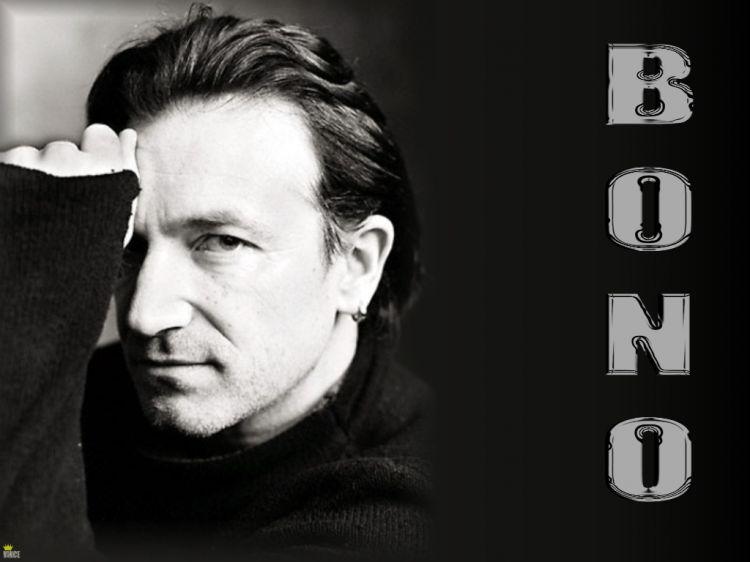 Fonds d'écran Musique U2 Bono