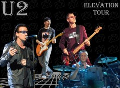Wallpapers Music U2 - Elevation tour