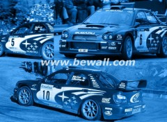 Wallpapers Sports - Leisures Subaru WRC by bewall.com