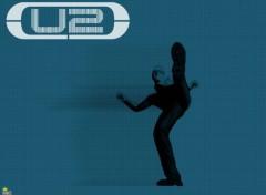 Fonds d'écran Musique U2 - Bono